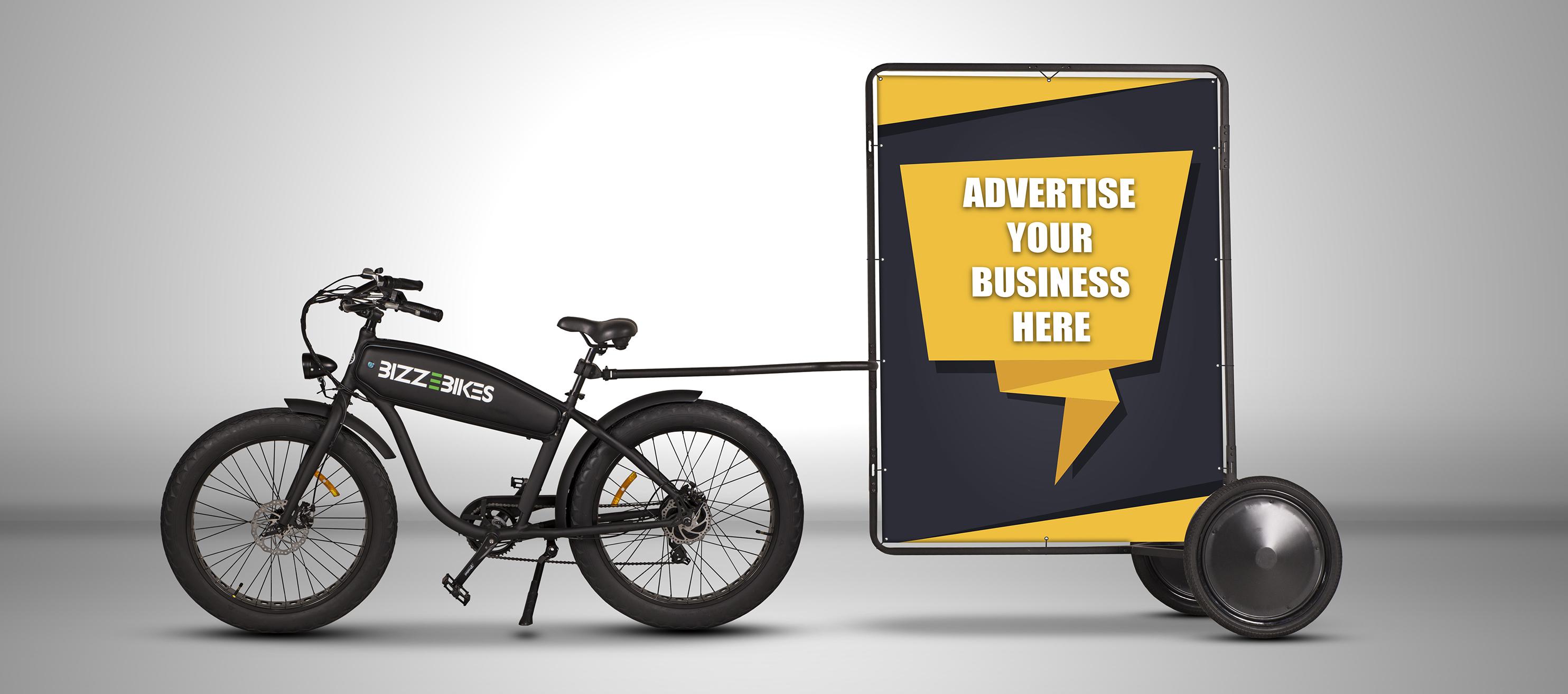 рекламные велосипеды под заказ фото